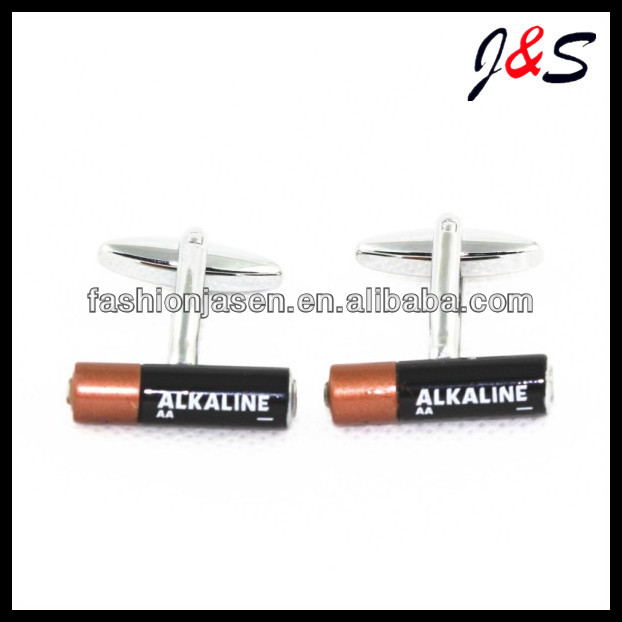 Mens Fashion Novelty Cufflinks & Battery Cufflinks