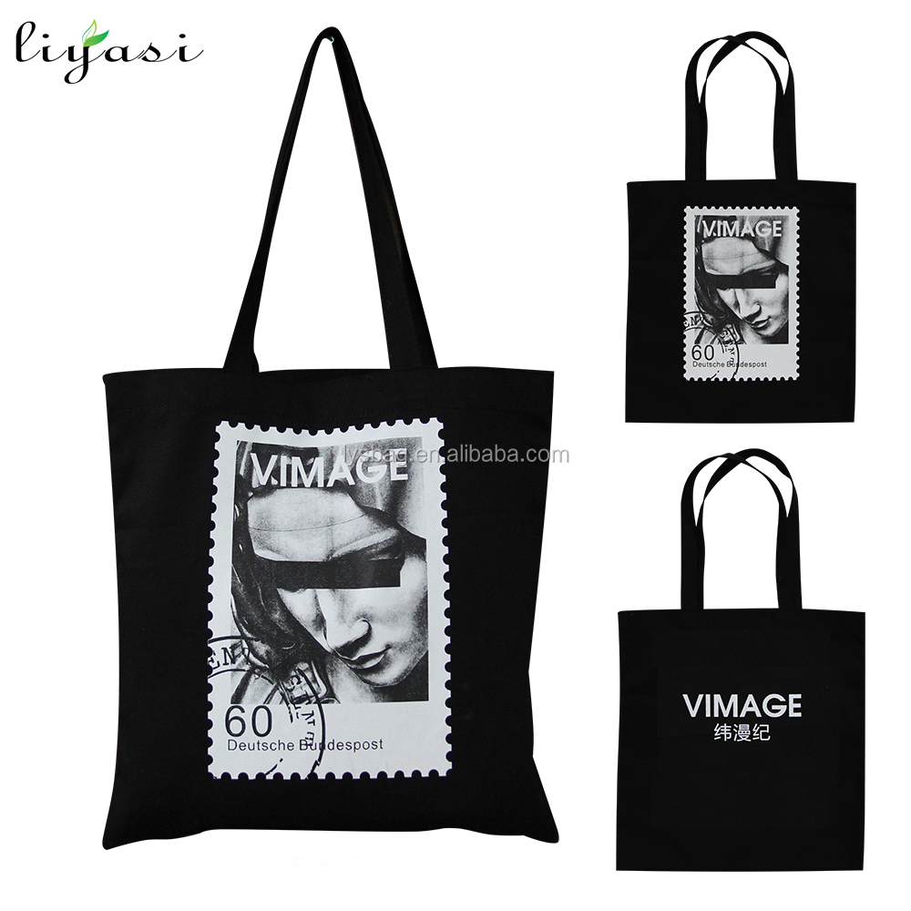 Canvas Material And Men Gender Handbag Messeng Bag