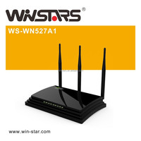 AC750 concurrent dualband wifi router with 3 x 5DBi omni directional antennas,CE,FCC