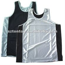 Reversible Dazzle Basketball Jersey