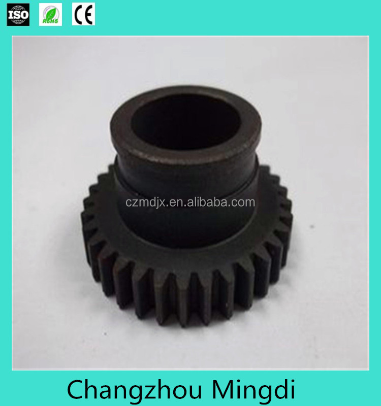Small module 0.5 aluminum alloy spur gear for model toy car