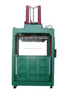 Personalized lifting chamber baler for cans/pet bottle/oil tank