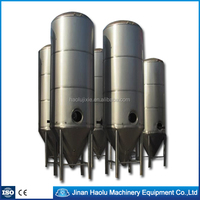 3000L Large beer brewery plant , Mash/lauter gold titanium brewhouse tanks and Beer brewing line Grain malt machine