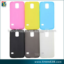 China wholesales tpu phone case for Samsung galaxy S5 i9600