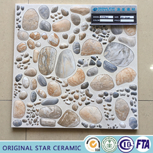 Non slip ceramic floor tile outdoor tile