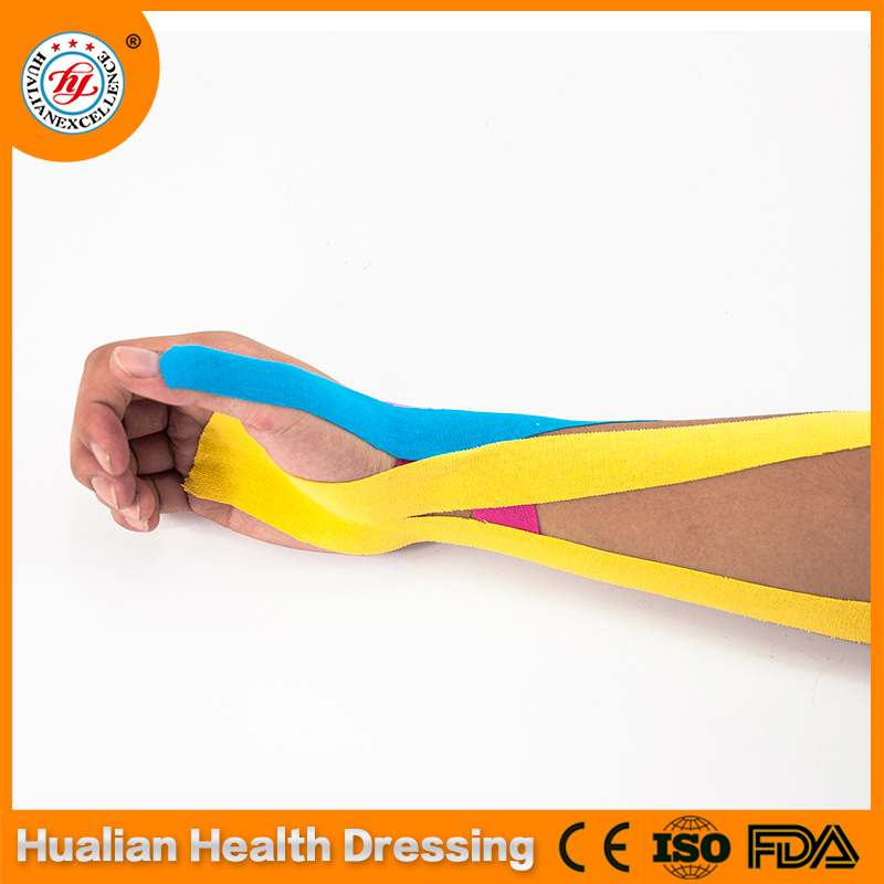 Pre cut muscle athletic how does kinesiology tape work with certificate