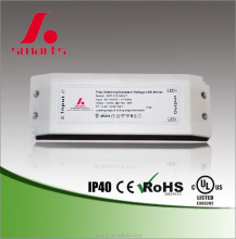 12v 45w dimmable led strip driver with UL CE ROHS approval