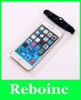 newest smart mobile phone pvc waterproof case for iphone5 5s