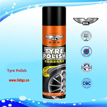 650ml car tire polyurethane foam cleaner spray