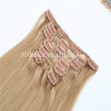 Strong Remy virgin Hijab hair flower clip in hair extensions free sample