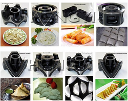 2016 Hot Sale stainless steel automatic dumpling making machines/frozen chinese dumplings