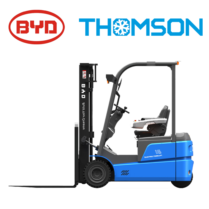 BYD 1.5 Ton Counterbalance Electric forklift