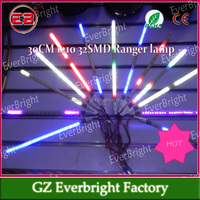CE ROHS waterproof multicolor 30cm 3528 led Flexible 32 LED Knight Rider Lights Scanning Strobe flash LED Strip Lamps
