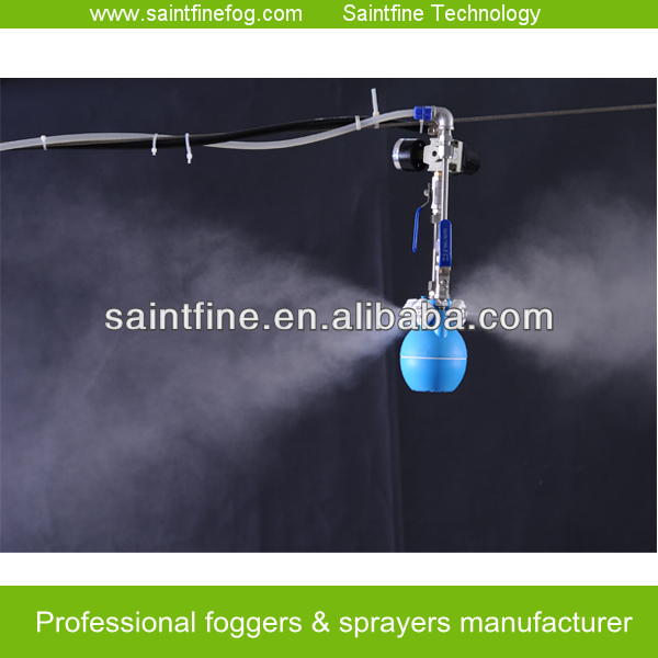 Humidity Moisture Automatic Control Misting System with CE Certificate