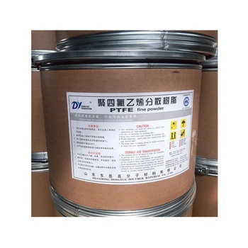 Raw PTFE suspended middle size molding powder polytetrafluoroethylene powder