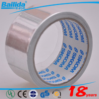 Wholesales Good Performance Self Adhesive Reinforced Fireproof Aluminum Foil Tape