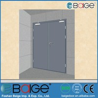 BG-F9025 frameless fire rated glass doors