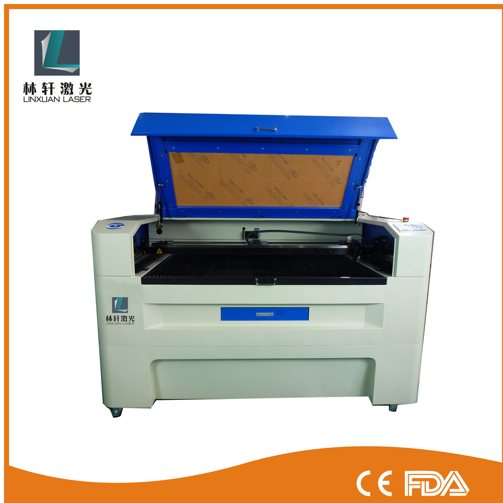 rock CO2 laser engraving cutting machine