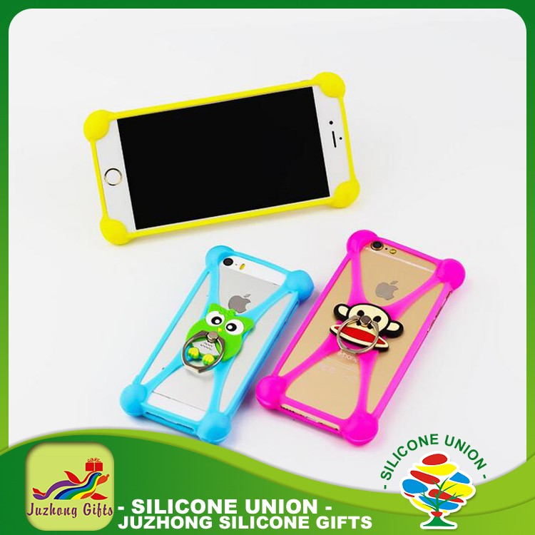 Best selling Mobile Phone Border Protective Cover Silicone Frame Case for iPhone