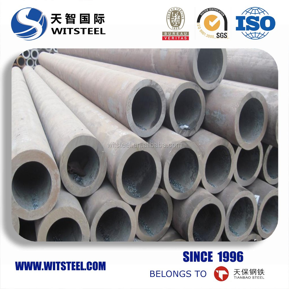 high-temperature different types/size of good quality/factory best price seamless steel pipe/tube for wholesales