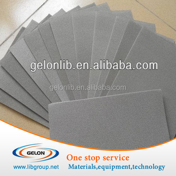 Continuous Nickel Foam/Ni foam for NiMh battey negative electrode