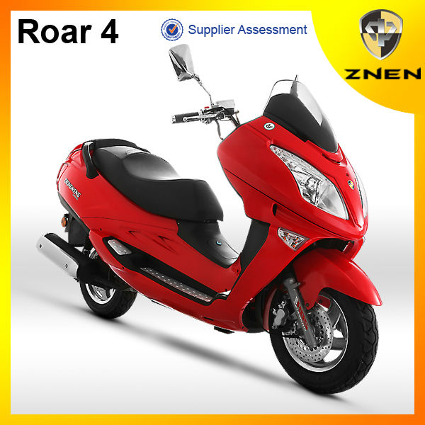 2017 China new patent water motor scooter 250cc 4 stroke off road gasoline scooter electric mopeds EEC, EPA, DOT approved