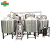 Four vessel beer brewery plant 3000l 30bbl for brewery
