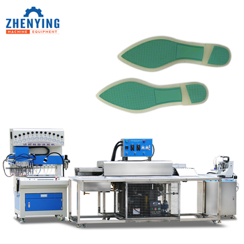 high speed factory usshoes sole making machine for sale