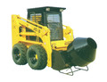 Concrete mixer of skid steer loader WITH CE AND EPA AND GOST CERTIFICATE