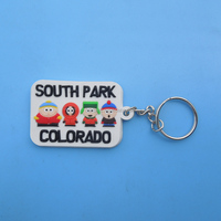 South Park Colorado Promotional Gifts Rubber