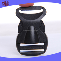 plastic dog collar buckle ,plastic side release buckle,plastic insert buckle for bag