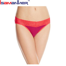 Sexy women images with underwear trendy lingerie ladies' sexy fancy panty thong