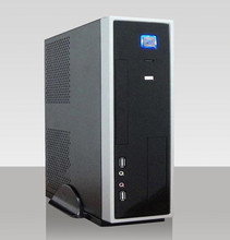 powercase htpc case supplier full tower mini itx case cheap price oem logo mini computer case on sale