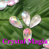 2015 Cheap Price Crystal Drops Sew