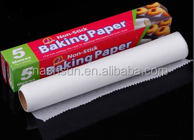 Durable Silicone Coated Baking Paper