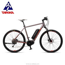 OEM e bicycle 700C bafang max mid drive system electric cyclocross bike