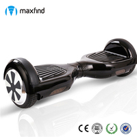Cool and Safe unfoldable Unicycle mini two wheel motor scooter hoverboard electric self balancing scooter for sale