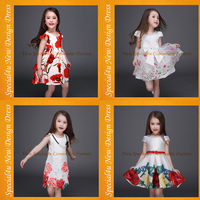 New kids frock designs girls pillowcase dress wholesale boutique clothing SHLY-311