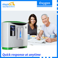 1~6L 93%+ Pure O2 Supply System Home Oxygen Therapy Equipement Medical Oxygen Generator for Room, Oxygen Producing Machine