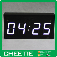 Illuminated Digital Table Timer LED Light Desktop Alarm Clock