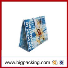 China plastic pp woven shopping bags supplier Color printed pp woven bag, Bopp laminated pp woven bag