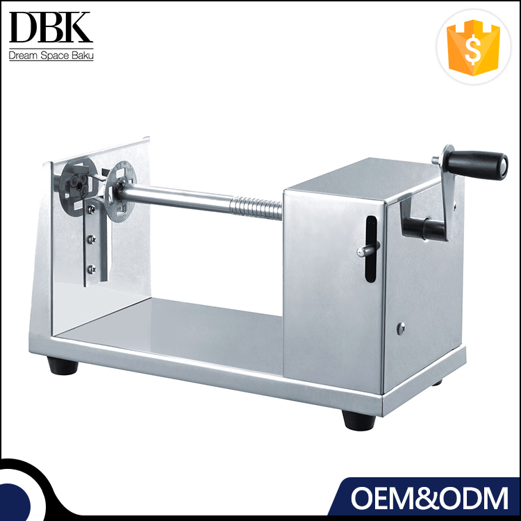 OEM ODM Commercial Manual Twisted Chips Potato cutter for Sale