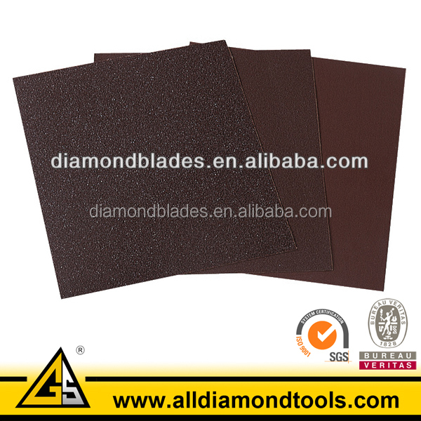 Cloth Sandpaper for Metal Sanding