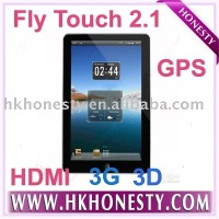 New 10 inch Google Android 2.1 1GBmhz WiFi MID Tablet PC