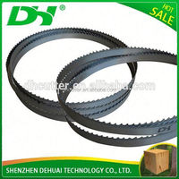 Woodworking band saw blade steel in coils or bars/customized
