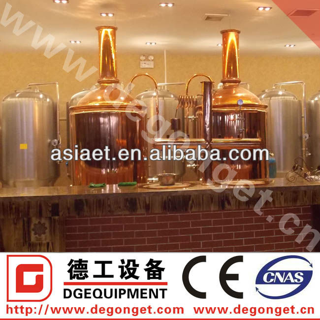 300l micro cuivre distillery quipement de restaurant for Equipement resto plus