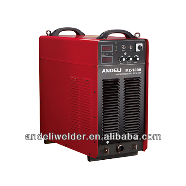 Multi-function Inverter DC Automatic Submerged Arc welding machine specifications (IGBT Module Type)