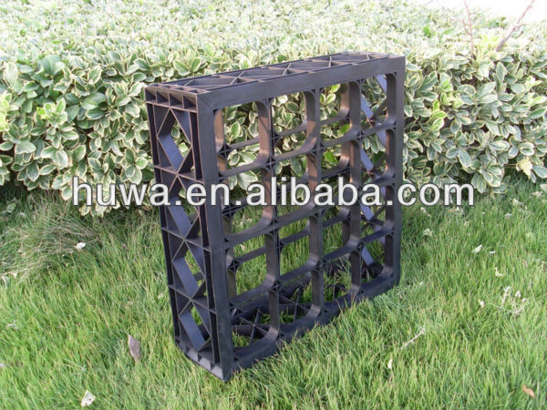 2014 new hot living vertical garden planter tray pot green wall module