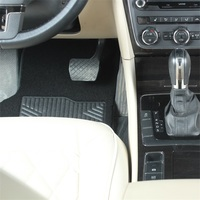 Easy Cleaning Washable Car Mat Carpet