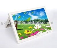 "Hot selling high definition 19"" TFT back folded TFT bus media player"